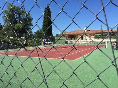 tennis club de Nyons