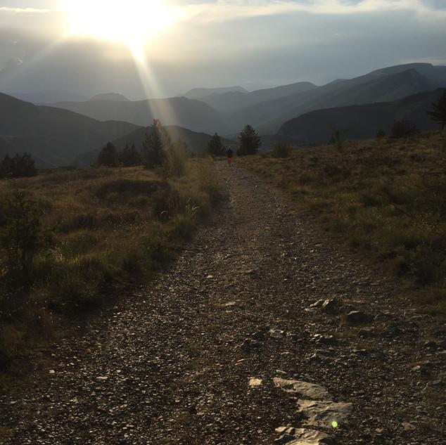 promenade sur le plateau de Rémuzat