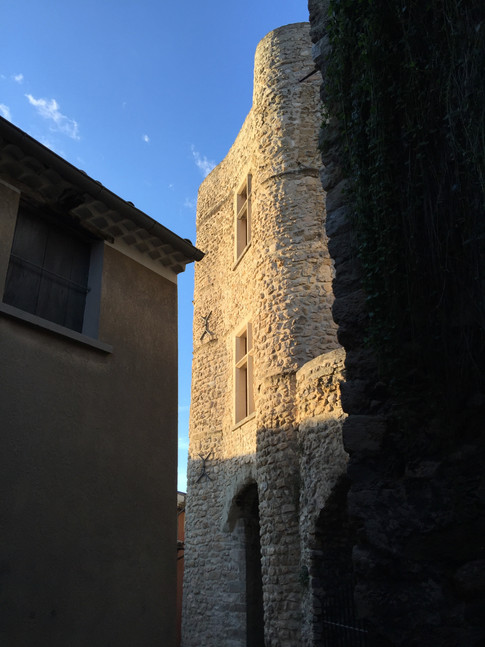 Château Vieux de Nyons