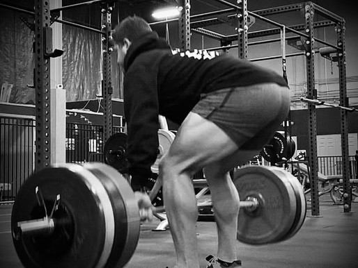 The Importance of The Posterior Chain In Athletic Performance