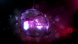 TVN Disco Ball