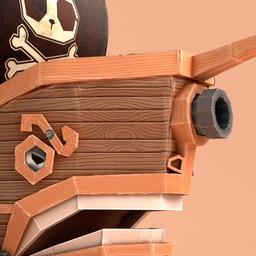 Pirate Ship Palpelnautas