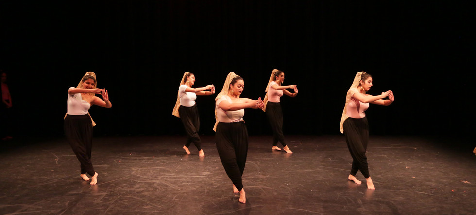Indian contemporary dance performance - 8 in Show NYC