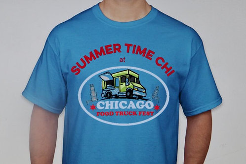 Summer Time Chi Tshirt