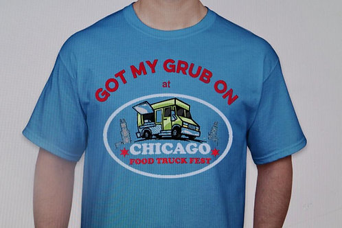 Grub on TShirt