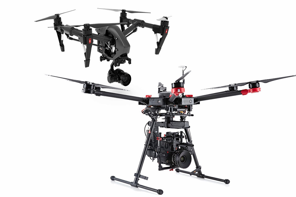 Drones used for Aerial Services in Edmonton and Calgary Alberta, and BC, Canada