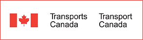 Transport Canada Logo on SmartDrones Drone Services Homepage in Calgary, Alberta