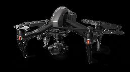 DJI Inspire 2 UAV for Drone Services Edmoton