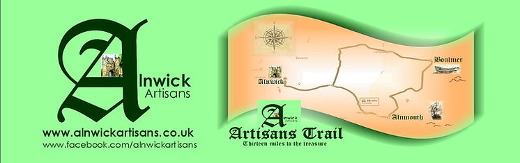 Alnwick Artisans Banner Artwork Amended