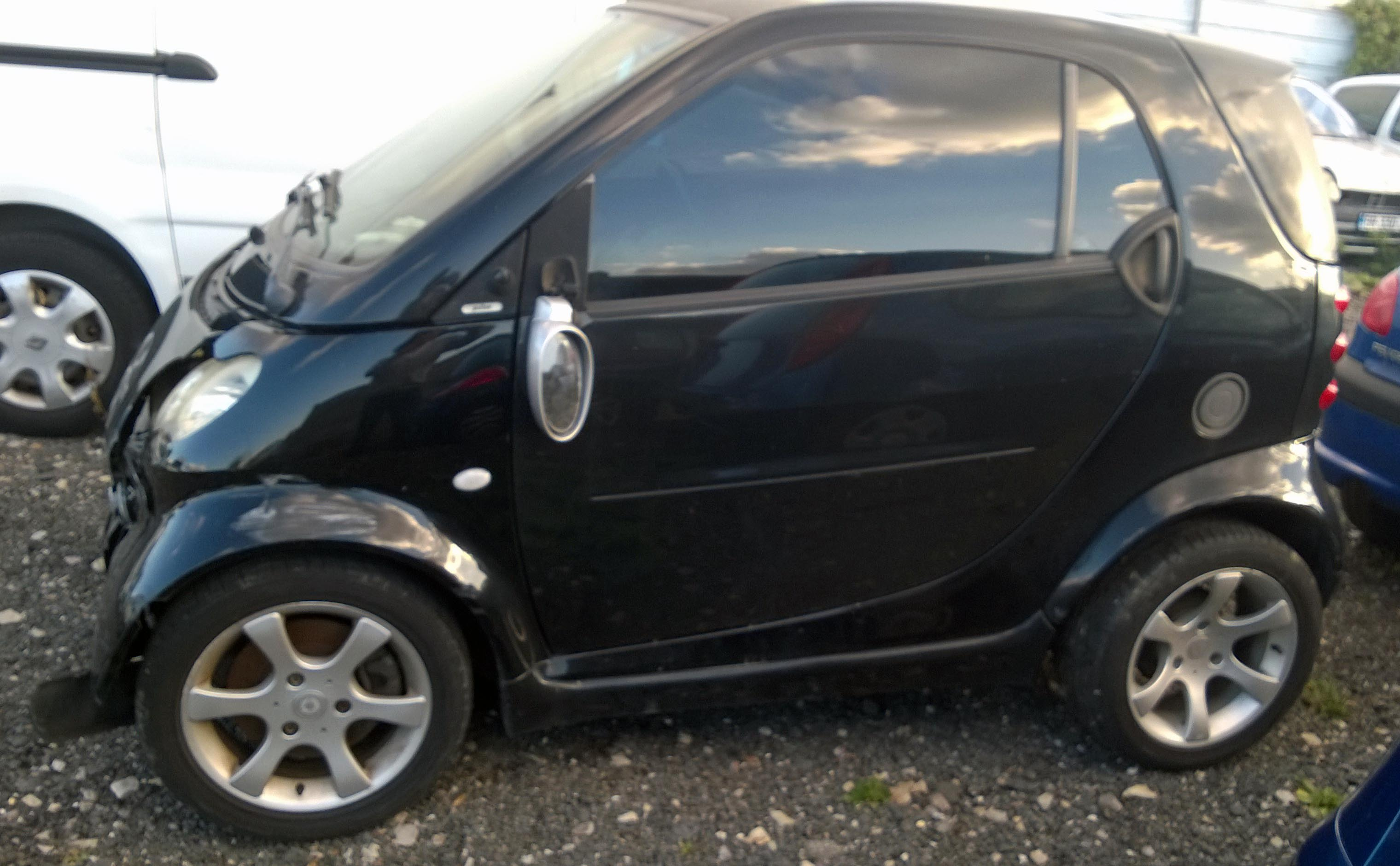 Smart fortwo 45 prime
