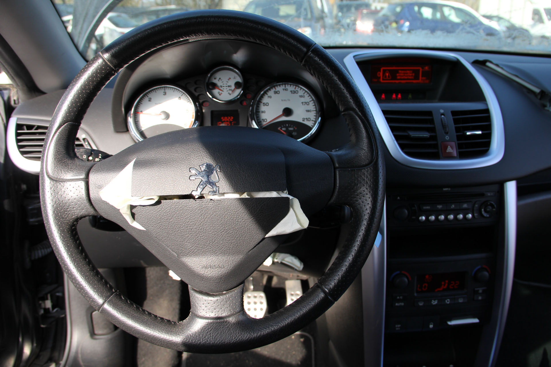 Peugeot 207 cc 1.6 hdi 16v fap sport