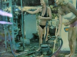 Ronnie James & Denise Preston Jan 1983.j