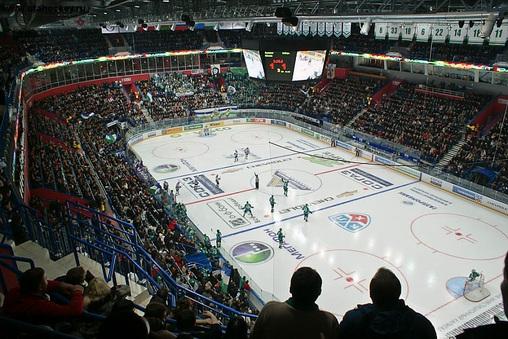 Спортивная арена «Уфа - Арена», Уфа
