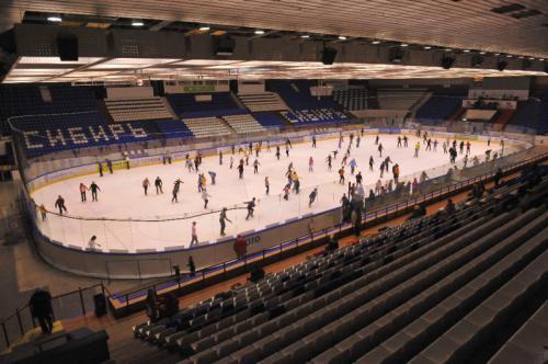 Спортивный комплекс «Сибирь»