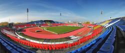 Стадион «Центральный», Красноярск