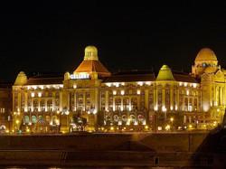 Гостиница «Gellert», Будапешт