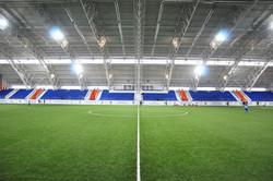 Новосибирский футбольный манеж «Заря