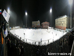 Стадион «Родина», Киров