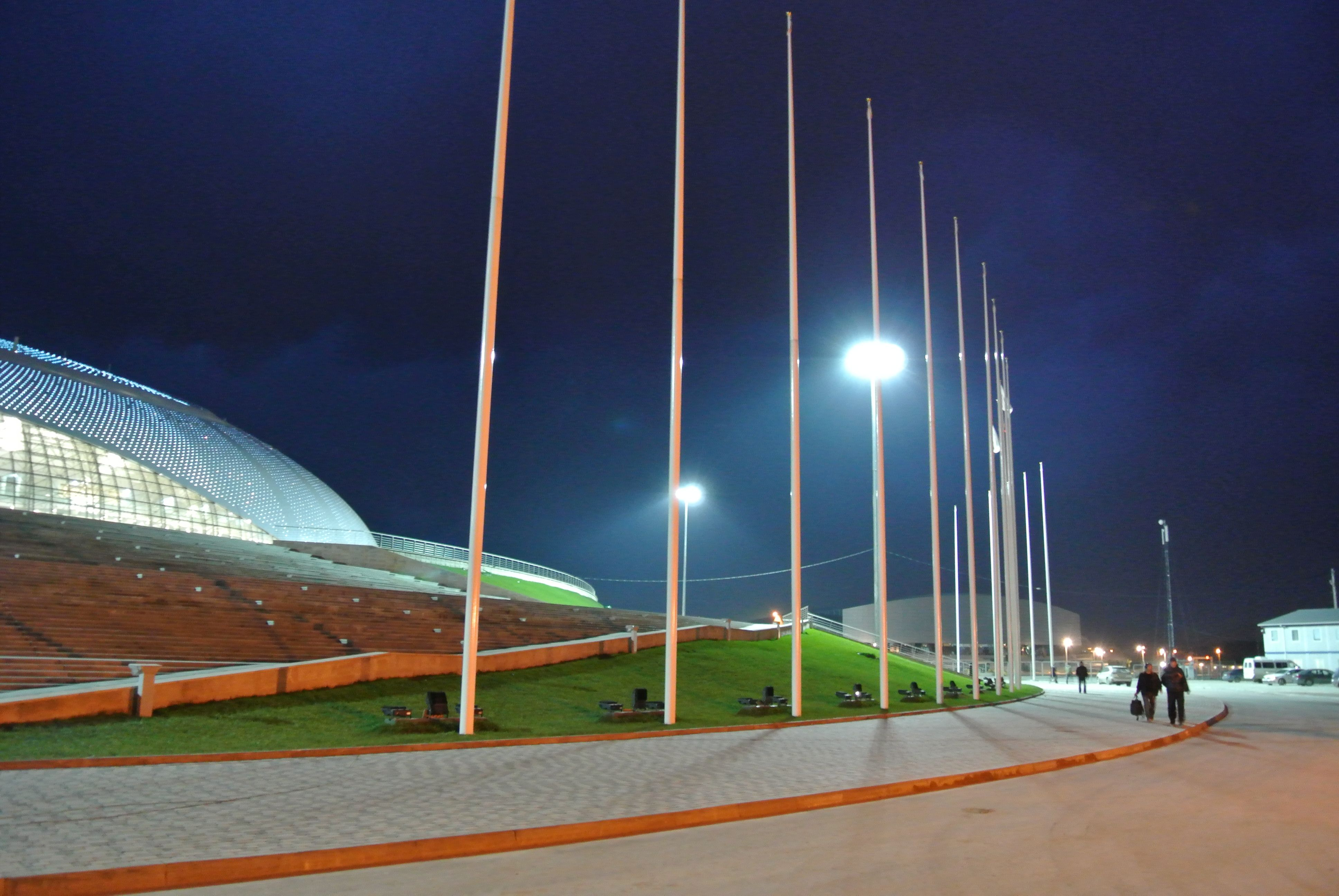 XXII зимние Олимпийские игры, г.Сочи