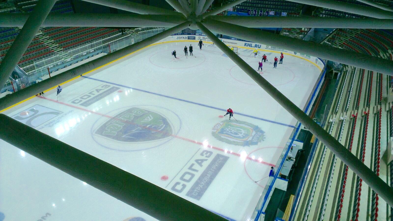 КРК «Арена Югра», г. Ханты-Мансийск