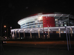 Дворец спорта «Мегаспорт», Москва