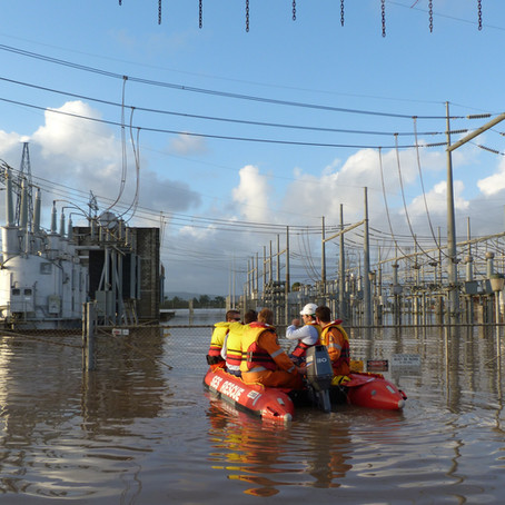 Flood and Enhanced O&M Decision Making: A Utilities Case Study