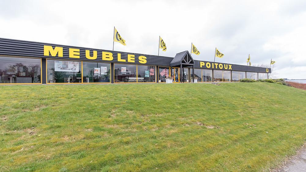 Solde Meubles Poitoux à Bastogne