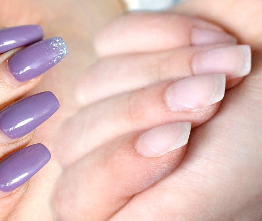 Go gel nails OFF/ON