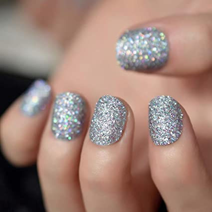 Go gellack glitter