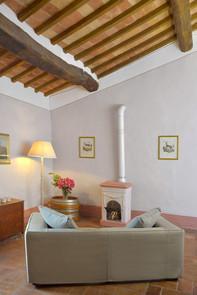 Casa Bartoli, il salotto
