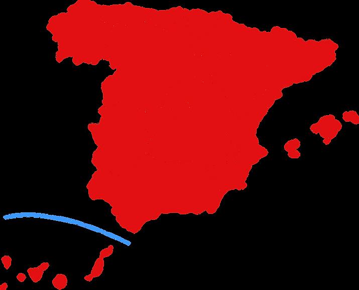 mappa poeti spagnoli