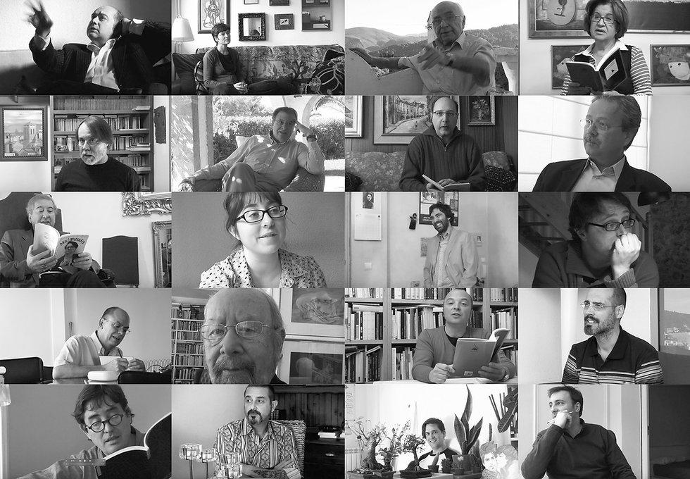 poeti spagnoli contemporanei