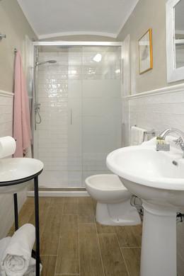 Casa Bartoli, il bagno