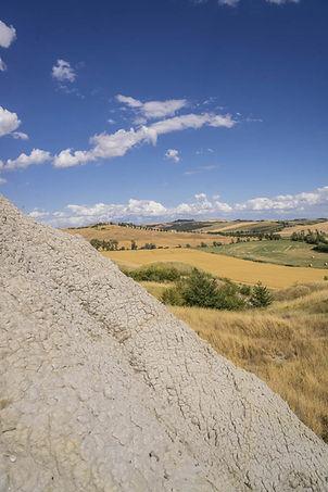 crete senesi, Slow travel tuscany, e-bike, trekking, experience, toscana
