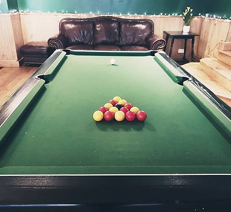 Nothing to do this afternoon_ Why not stop by for a free game of pool and a cheeky beer! ⠀_⠀_#craftb
