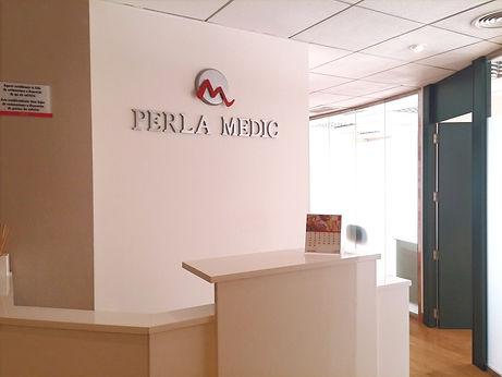 recepcion clinica perla medic dra. perera