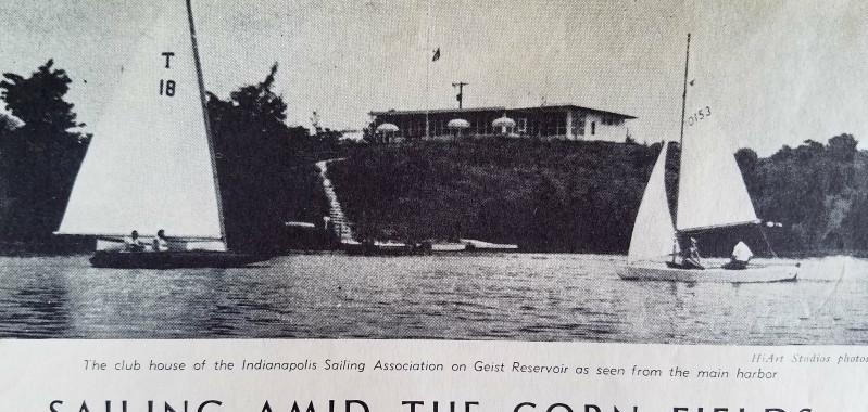 Geist Sailing Club