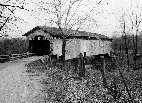 Roberts Mill Covered Bridge