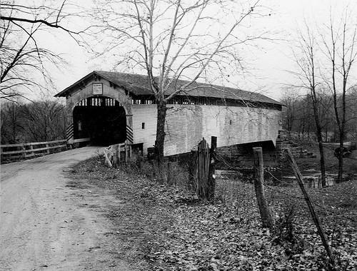 Roberts Mill Covered Bridge