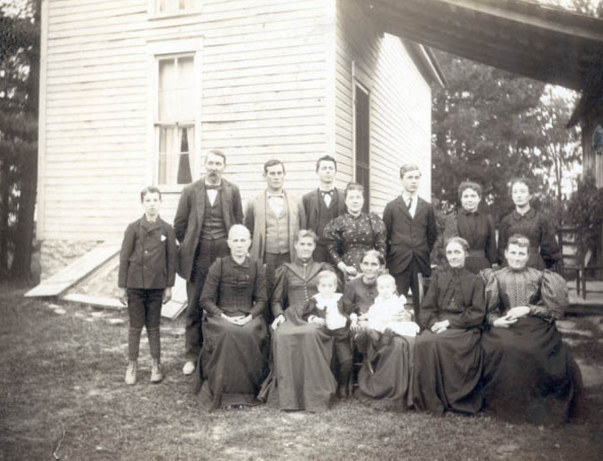 Goldmith Family of Germantown