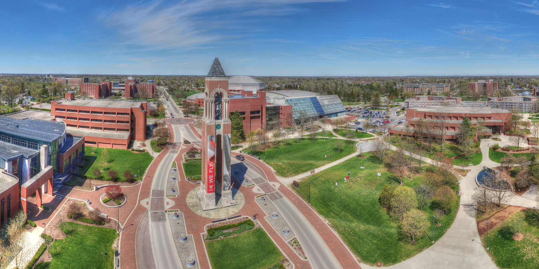 Ball State - Bracken Plaza
