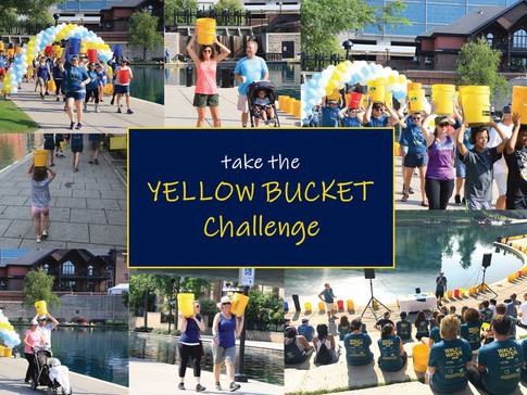 Yellow Bucket Challenge 2019