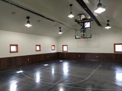 Concrete Basketball