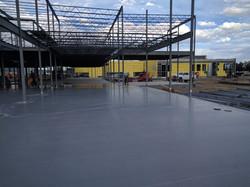 School District 2 Polish Concrete