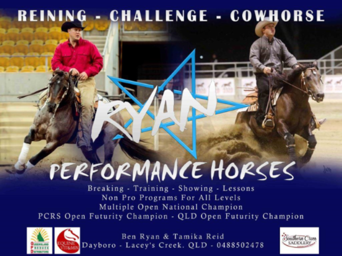 Ryan Performance Horses