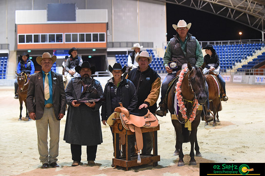 Class 19. PLATINUM SADDLE CO OPEN FUTURITY