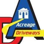 acreage driveways
