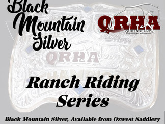 Ranch Riding and Ranch Versatility Buckle Series