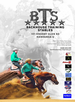 Backhouse Training Stables