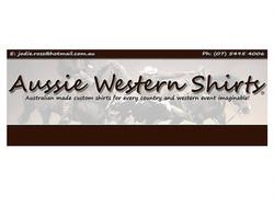 Aussie Western Shirts